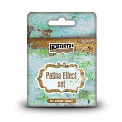 Patina effekt szett, por és reagensek