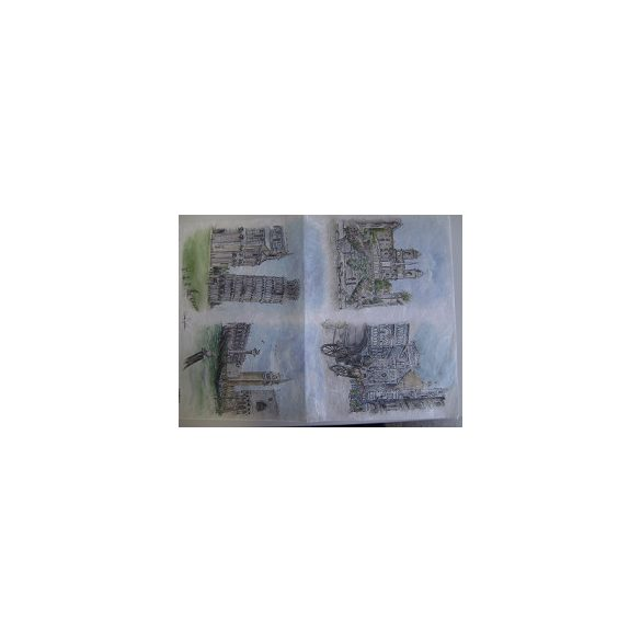 DM dekupázs rizspapír 35cm x 50cm 283 Modena5160