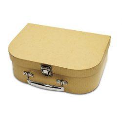 Bőrönd kartondoboz 25,5x17,5x8,5 cm KC56