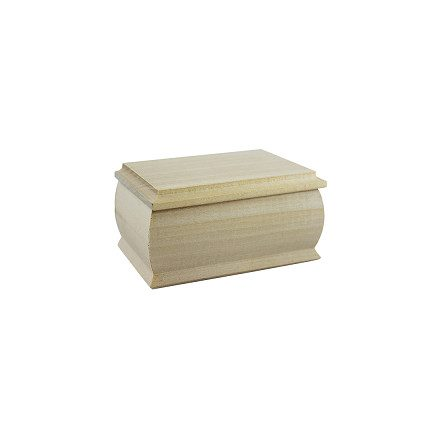 Ékszerdoboz, 12,5x8,5x5,5 cm
