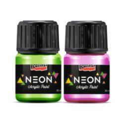 Neon akrilfesték Neon Acrylic paint 30ml
