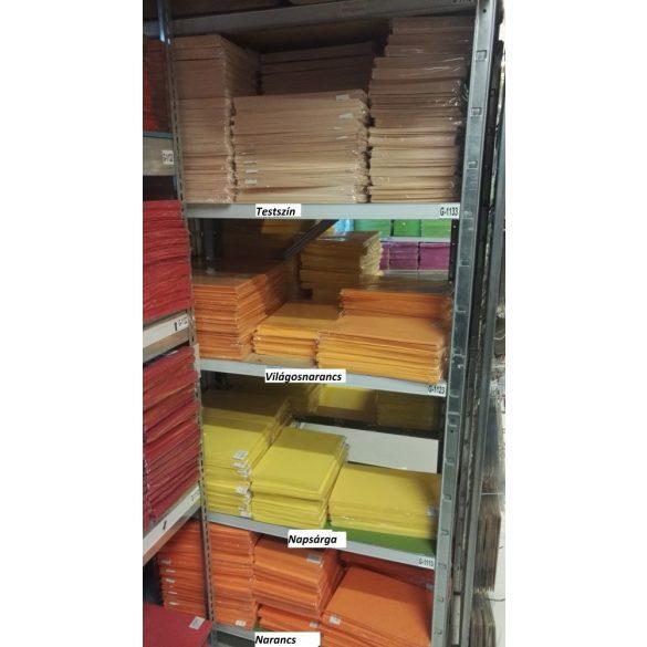 Dekorgumik A4 különböző színekben 10db/csomag