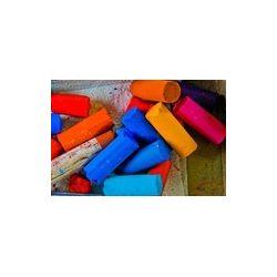 Derwent Academy félkemény porpasztell készlet, 12db-os, 24db-os