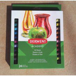 Derwent Academy olajpasztell készlet, Ft-tól