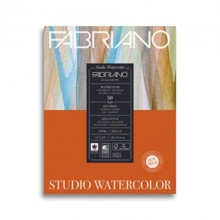 Fabriano Studio akvarell tömbök, 200g, 300g, Ft-tól