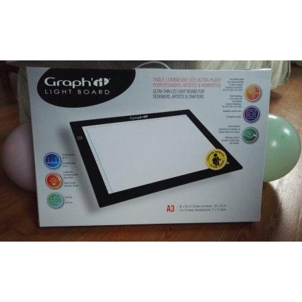 Graph'o, Graph'it átvilágító LED tábla A4 és A3
