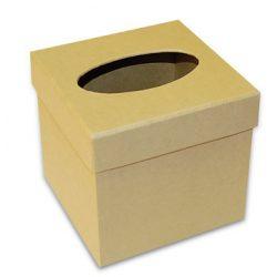 Karton-zsebkendotarto-kocka