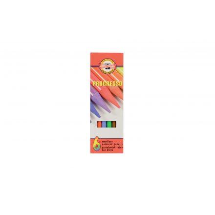 KOH-I-NOOR Progresso színes grafitrúdkészletek 6db, 12db, 24db (kohinor) Ft-tól