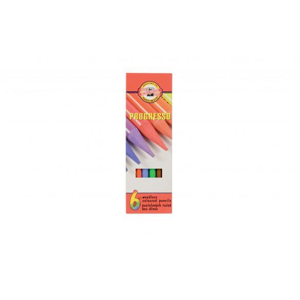 KOH-I-NOOR Progresso színes grafitrúdkészletek 6db, 12db, 24db Ft-tól