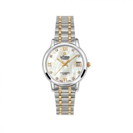 Le Temps női karóra, Flat Elegance Lady LT1088.65BT01