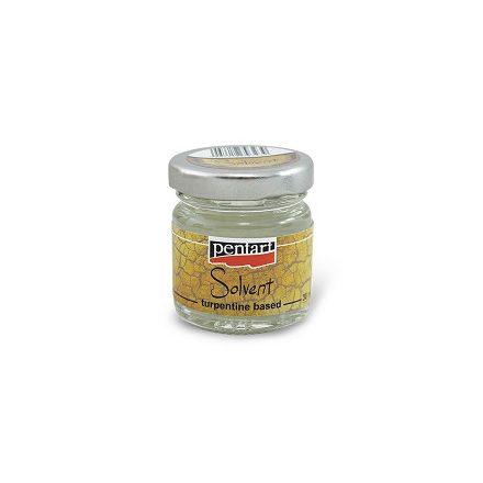 Oldószer terpentines 30ml Pentart