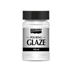 Pouring lakk mázhatású erős lakk Pentart Pouring Glaze 100ml, 230ml, Ft-tól